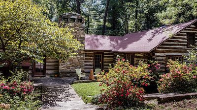 Photo for Majestic Getaway Cabin near Wake Forest University