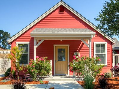 Photo for Serene Bungalow-Style 2BR Point Reyes Station Home