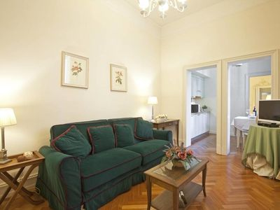 Photo for CHARMING APARTMENT in Oltrarno with Wifi. **Up to $-578 USD off - limited time** We respond 24/7