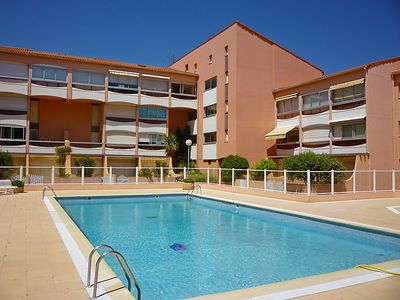 Photo for Apartment Les Golfes Clairs  in Argelès sur Mer, Pyrénées - Orientales - 6 persons, 2 bedrooms