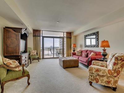 Photo for Stunning 8th Floor Oceanfront Condo in North Beach Plantation