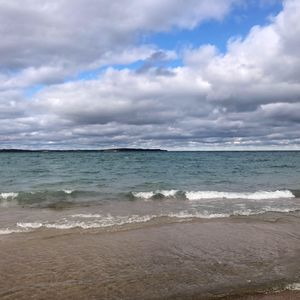 Photo for Cozy cottage style home-East Grand Traverse Bay-Elk Rapids-Stunning beach-Air