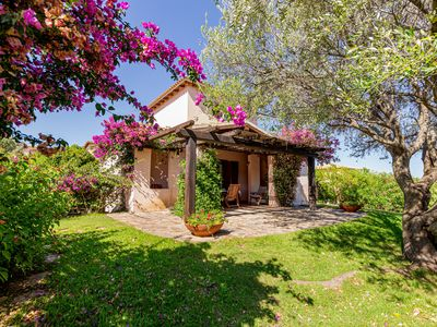 Photo for Gorgeous seaview Sardinian Villa with private garden