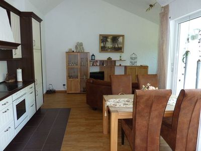 Photo for Apartment (57 sqm) with barrier-free access directly at the spa park