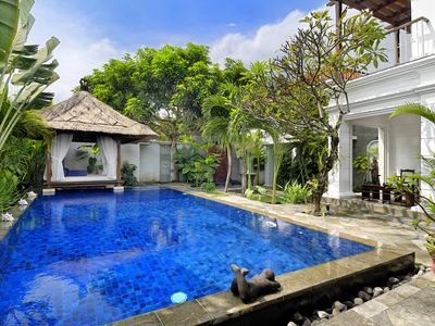 Photo for Lovely Family Home a Few Minutes from the Beach & Central Seminyak