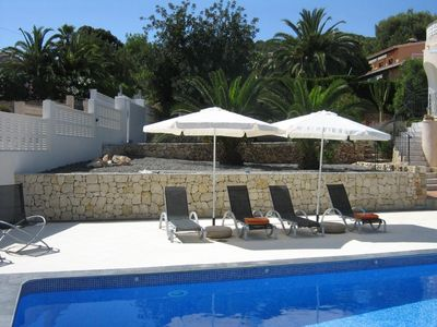Photo for Detached  House With Nice Swimming Pool Close To Calpe And Moraia
