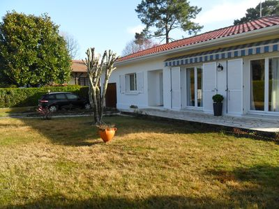 Photo for pretty house on the bassin d'arcachon