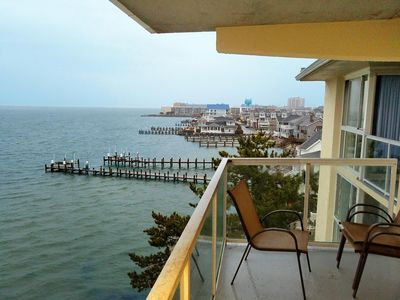 Photo for Bayfront 2 BR - 4 Blocks to Beach!