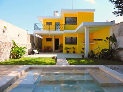 Photo for Casa Mexicoox, right in the heart of Mérida