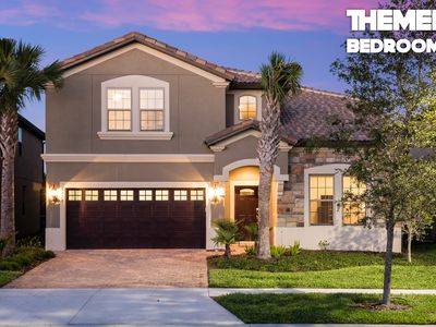 Photo for Westside Luxury | Minutes from Disney with Kids Themed Rooms, Modern Decor, and Pool Table