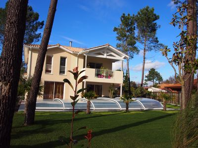 Photo for VILLA WITH HEATED SWIMMING POOL / HOUSE WITH HEATED POOL