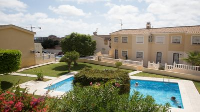 Photo for Top floor apartment in Lomas del Golf Villamartin