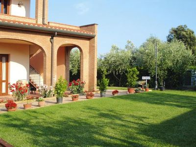 Photo for Holiday resort Borgo degli Olivi, Riotorto  in Riviera degli Etruschi - 6 persons, 2 bedrooms