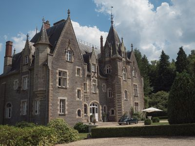 Photo for CHÂTEAU DU VAL AND LODGE CHATEAU
