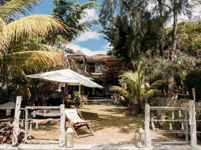 Photo for House on the water, Tamarin Bay