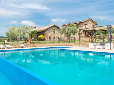 Photo for Vacation home Il Casale  in San Polo, Lazio - 6 persons, 1 bedroom