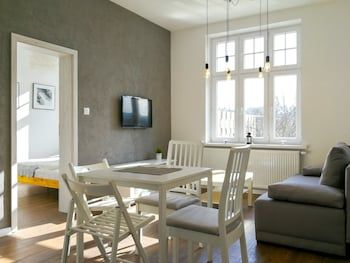 Photo for Bright Apartment with free parking