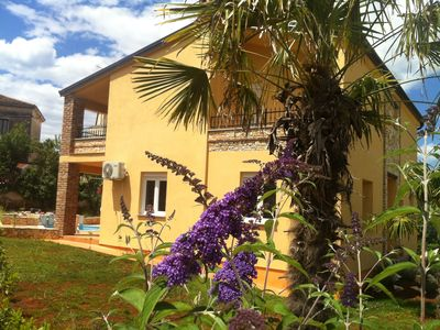 Photo for VILLA FOR 8-10 PEOPLE, NEAR SEA, QUIET LOCATION, WITH POOL