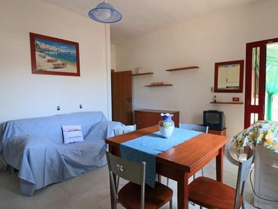 Photo for Independent holiday home in the marina of Sant'Isidoro near Porto Cesareo
