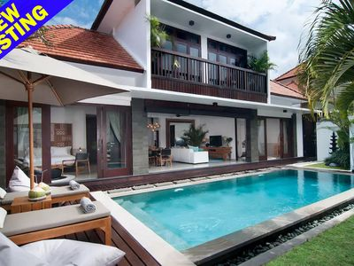 Photo for Big Mason, 8 Bedroom Villa, Near Seminyak