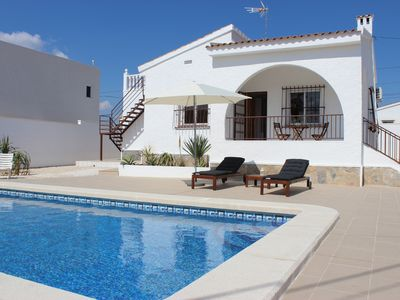 Photo for Private Pool Villa - Villa private pool CASA GINER