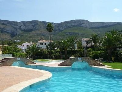 Photo for Dénia, quiet house at the foot of Montgo, 10 minutes walk from downtown.