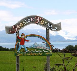 SEASIDE FARM WELCOMES YOU TO THE ROSE COTTAGE!