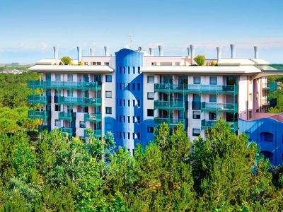 Photo for Apartment Europa Group S.p.A.  in Bibione (VE), Adriatic Sea / Adria - 6 persons, 2 bedrooms