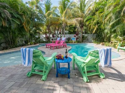 Photo for Private Pool and May Availability! Lighthouse Lagoon: 5 BR / 4 BA