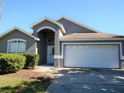 Photo for 8066 5-Bed Orlando Pool Home w/2 Master Suites!