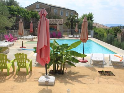 Photo for Nice functional cottage for 6 to 25km from the Gorges de l'Ardèche