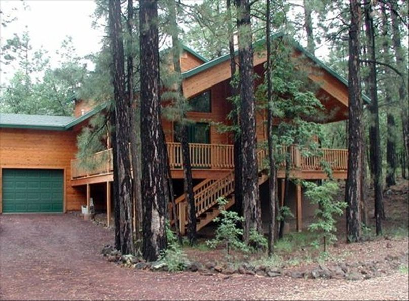 Enjoy the seasons at the charming chalet vrbo for Az cabin rentals with hot tub