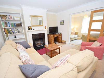 Photo for Sheepwash Walk, Lavant -  a family house that sleeps 4 guests  in 2 bedrooms