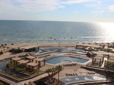 Photo for Beautiful Luxury 2bed/2bath Oceanview Condo in Phase II of Las Palomas-RENOVATED