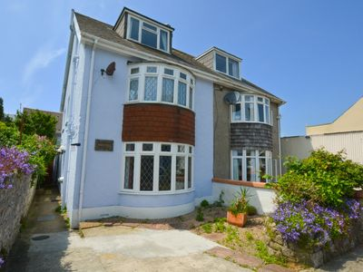 Photo for Modern Holiday Home in Tenby with Patio