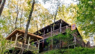 Photo for Fishing Bear Cabin-$100/night for 2 guests with no pets: SEE RATES/Notes - info