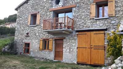 Photo for Old barn converted into apartment of 110 m2 entirely new. 4 stars