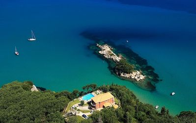 Photo for 5BR Villa Vacation Rental in corfu
