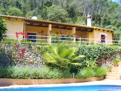 Photo for Ca Na Bel - Holiday home with private pool in Puigpunyent