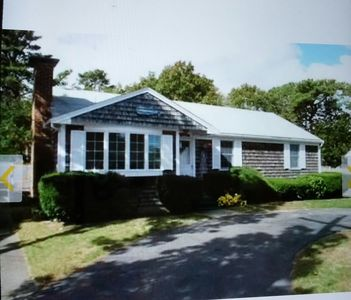 Photo for Charming home, walk to beach , great location on Captain Chase Rd