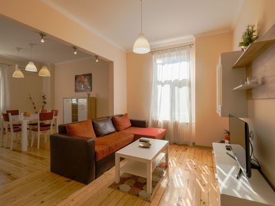 Photo for 3BR Apartment Vacation Rental in Sofia