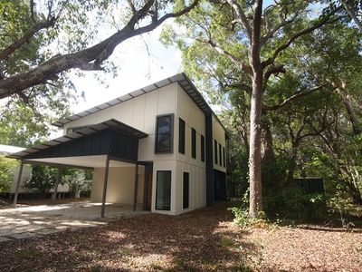 Photo for 3 Naiad Court - Modern, two storey home with bushland views, close to the beach
