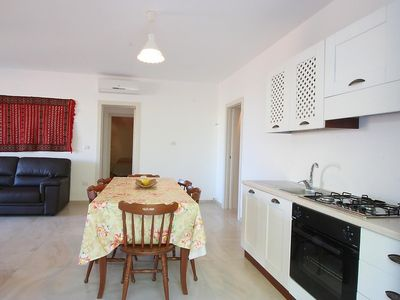 Photo for House in the center of Marina di Mancaversa with Parking, Washing machine, Air conditioning (522812)