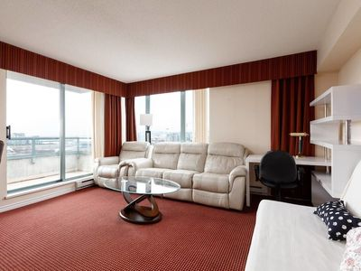 Photo for Airport Beautiful View 1 BDR Penthouse
