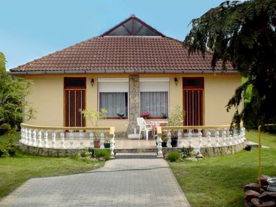 Photo for Holiday apartment only 150 m from Lake Balaton