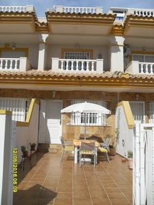 Photo for 2 bedroom Townhouse with Communal Pool, solarium, front and rear patios