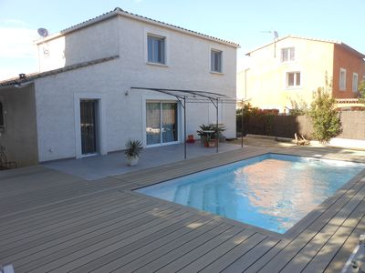 Photo for QUIET HOUSE WITH SWIMMING POOL
