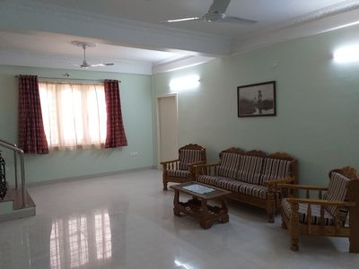 Photo for 3BR Apartment Vacation Rental in Hyderabad, Telangana