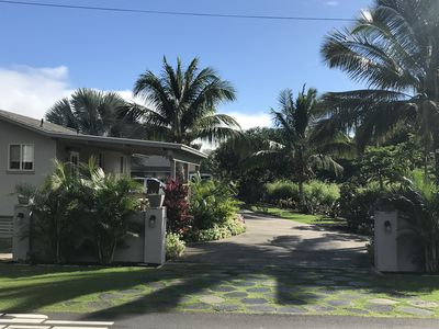 Photo for Large Private yard with Direct Beach Access..Brand new remodel