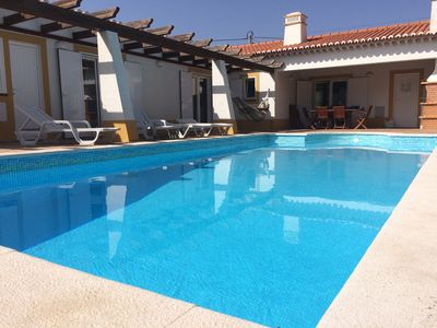 Photo for Large Villa With Pool And Barbecue, In A Quiet Area. Amazing Beaches And Surf.